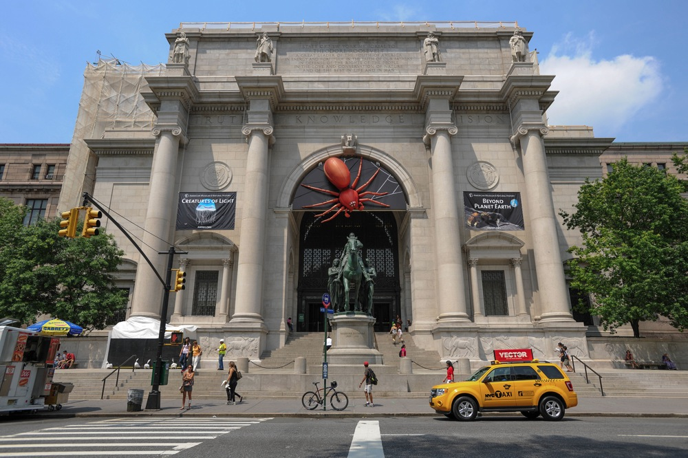 American Museum Of Natural History Overview