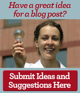 Submit Your Blog Ideas